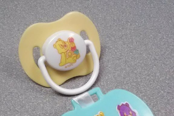 CareBears Pacifier Recalled Due to Choking Hazard