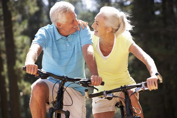 Study: Exercise is the Key to Healthy Senior Years