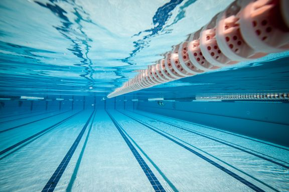 Exercise In A Pool For A Cool Way To Get Fit