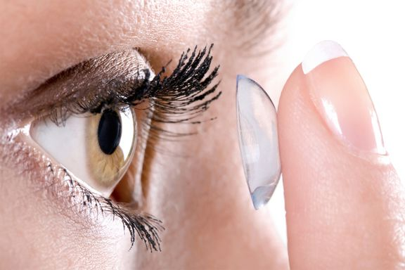 Halloween Contact Lenses Warning: May Cause Blindness