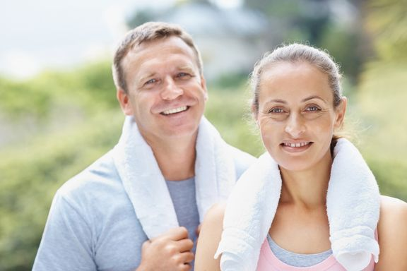 Midlife Fitness Levels Linked to Good Health in Old Age: Study