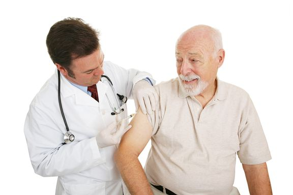 Flu Shot Could Help Prevent Heart Attacks