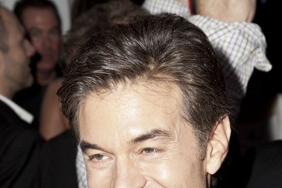 "Dr. Oz Reveals ""Anti-Aging Secret"" That Makes You Look Decades Younger!"