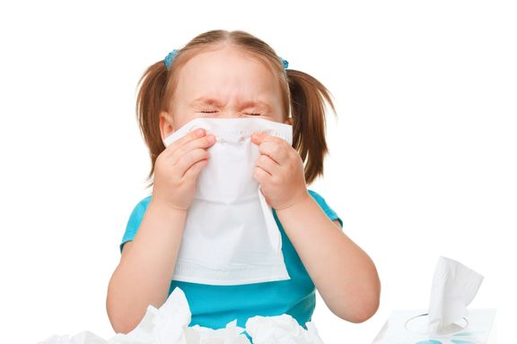 Differentiating a Cold From Fall Allergies