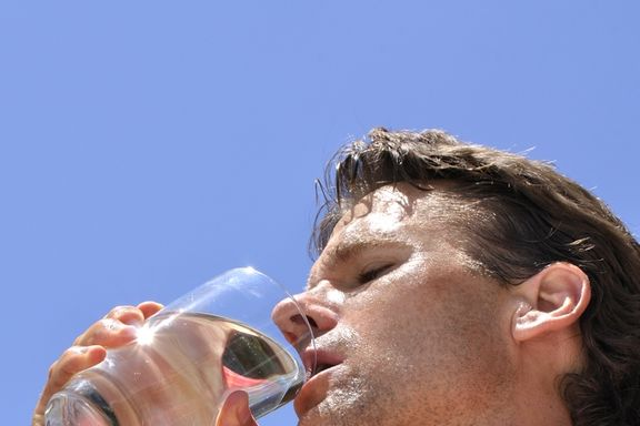 Be Aware of the Signs of Dehydration