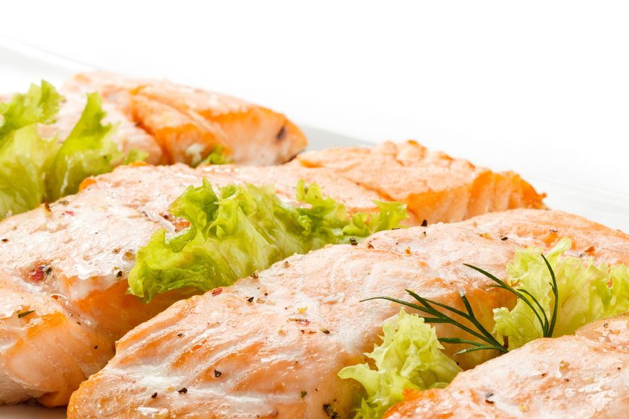 Eating Fish Linked to Lower Risk of Stroke, Not Supplements