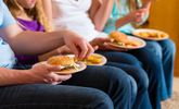 Kids Eat More Calories With Fast Food: 300 Extra Calories A Day