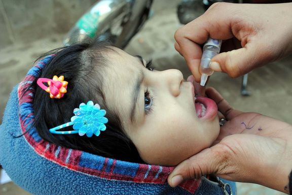 Polio Vaccine Could Be Effective In Pakistan: Relief For The Country