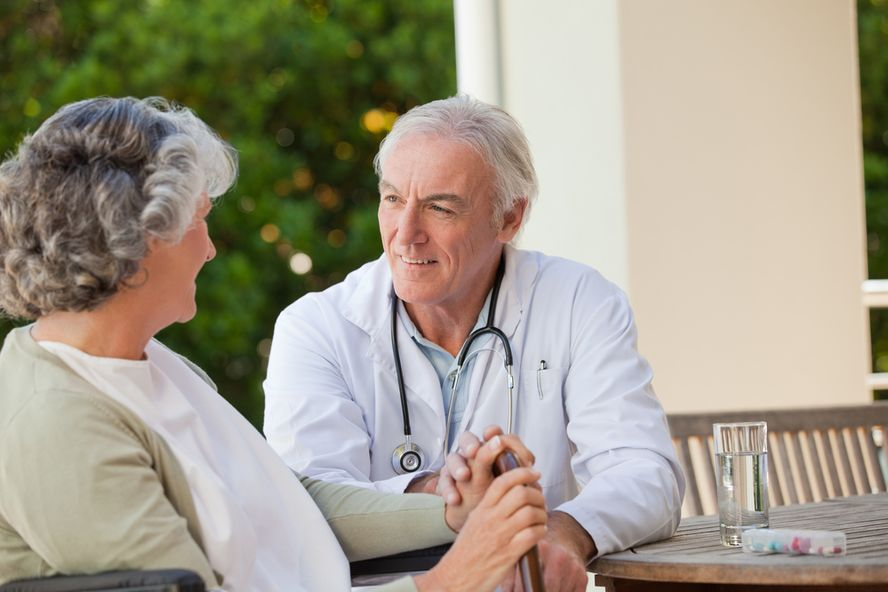 The Benefits of Respite Care for Patient and Caregiver