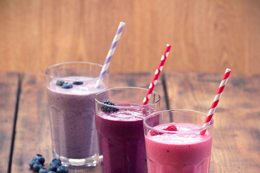 12 super-fruits pour le parfait smoothie matinal