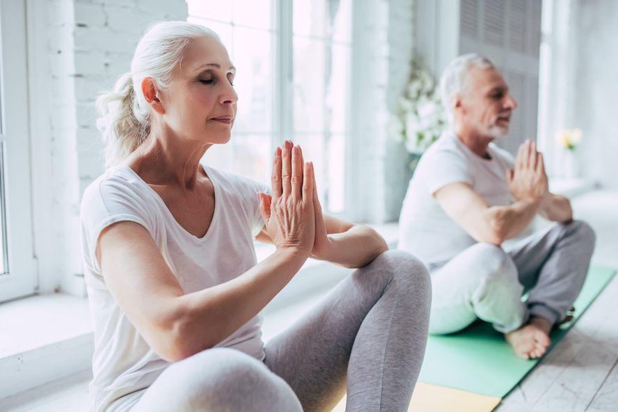 Ways Yoga Keeps Us Youthful