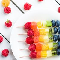 Easy, Low Calorie, Beach-Ready Snacks