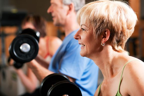 Weight Training Key to Losing Body Fat, Study Shows