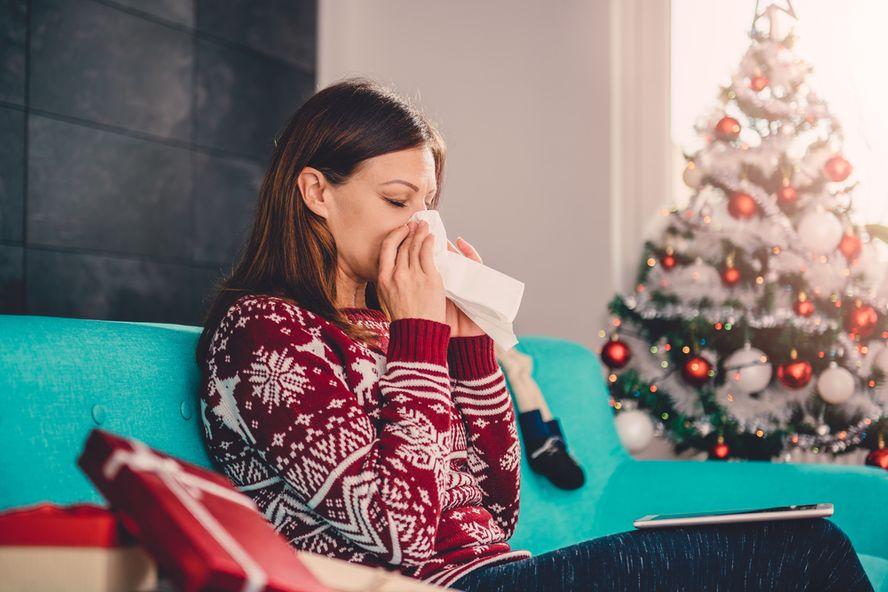 Holiday Flu-Fighting Heroes