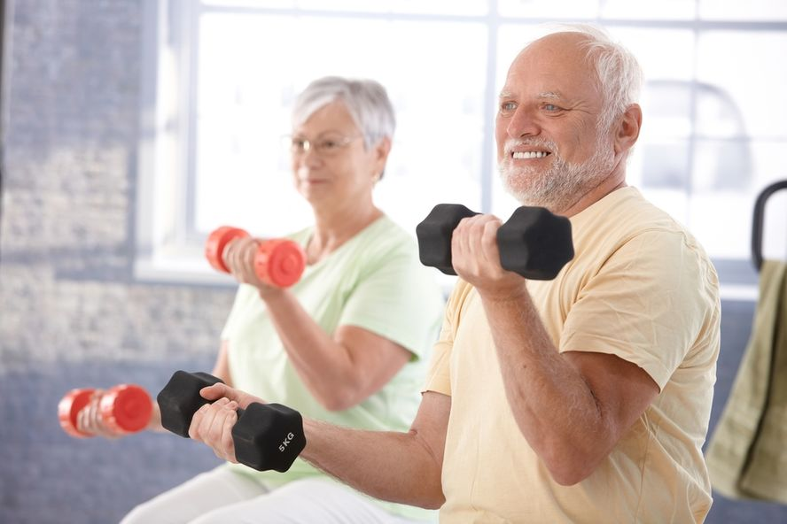 Exercise Can Help Alzheimer's, Dementia Patients, Studies Show
