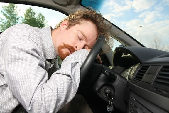 One in 24 Drivers Admit Drifting Off Behind the Wheel