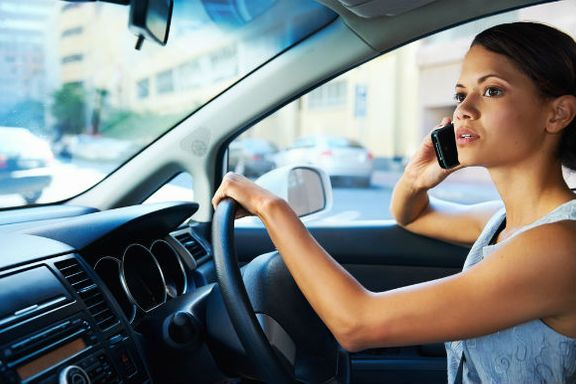 Risking your Life: Turning Left and Talking on Cell