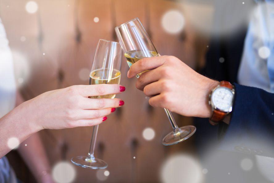 Low Calorie Valentine's Day Cocktails