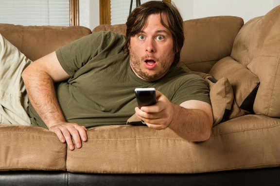 Excessive TV Watching Linked to Lower Sperm Count