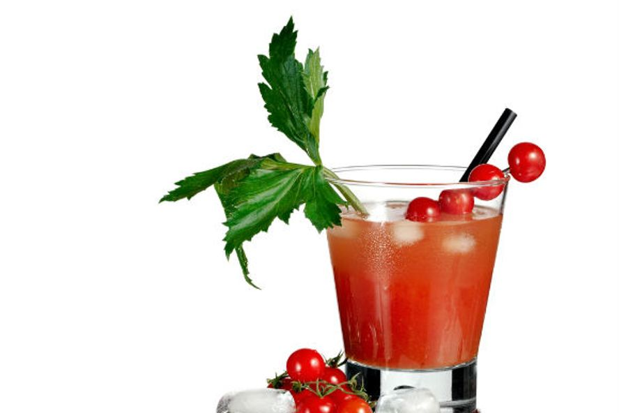 Top Bloody Mary Garnishes To Die For