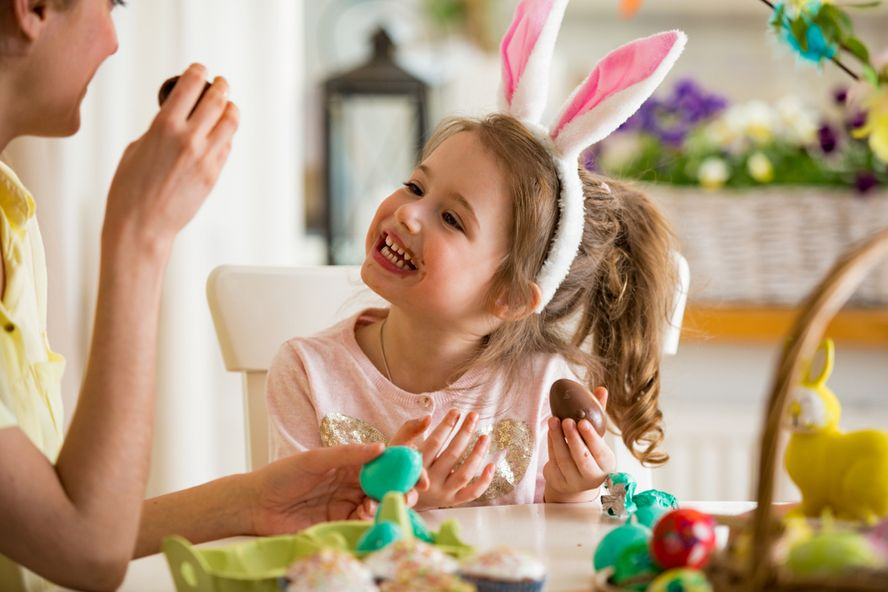 How to Avoid an Easter Sugar Binge