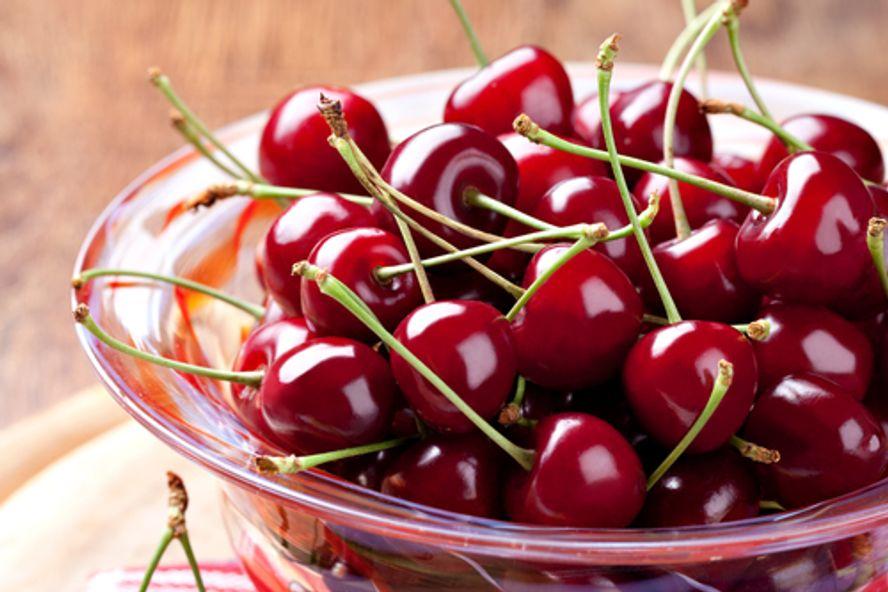 Seis beneficios de comer cerezas
