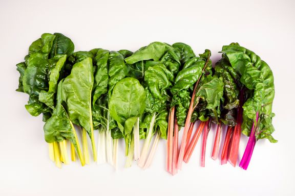 The Incredible Health Benefits of Swiss Chard