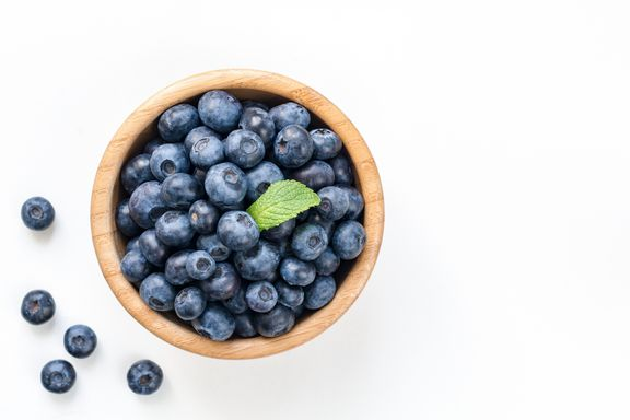 The Incredible Health Benefits of Blueberries