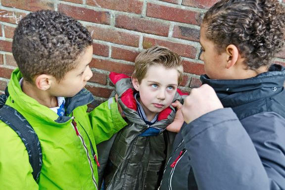 10 Indications That Your Child is Being Bullied
