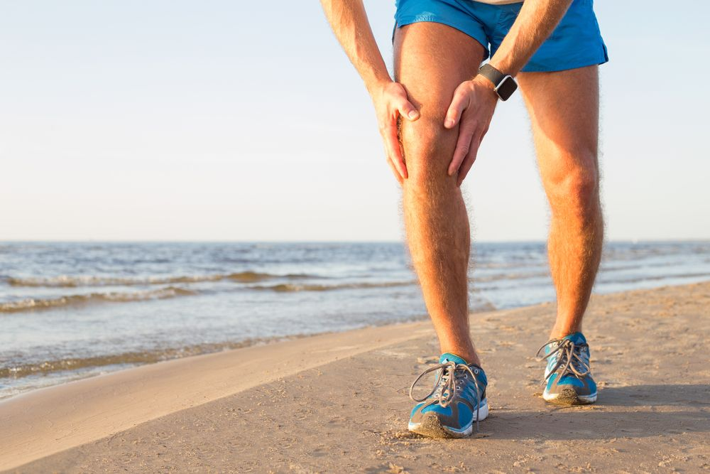 Most Common Types of Sports Injuries