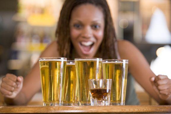 10 Fatti sul Binge Drinking e la Vostra Salute