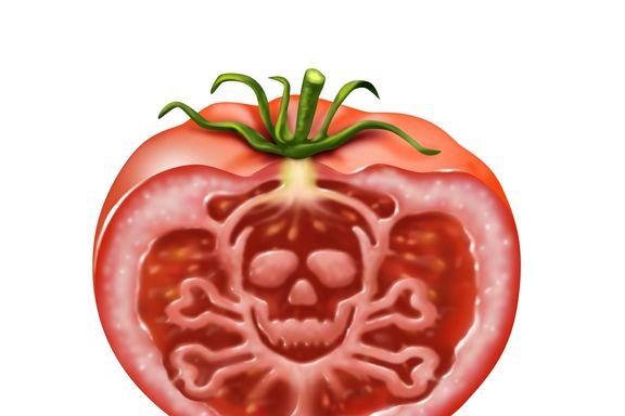 10 datos no tan graciosos acerca de la intoxicación alimentaria