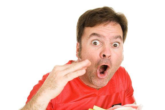 10 des Pires Aliments à Consommer quand vous êtes Stressé