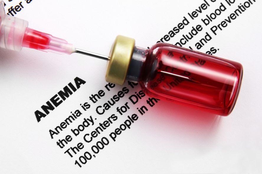 Los siete tipos más comunes de anemia