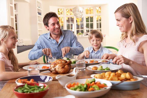 6 Gründe, sich beim Essen nicht zu stressen