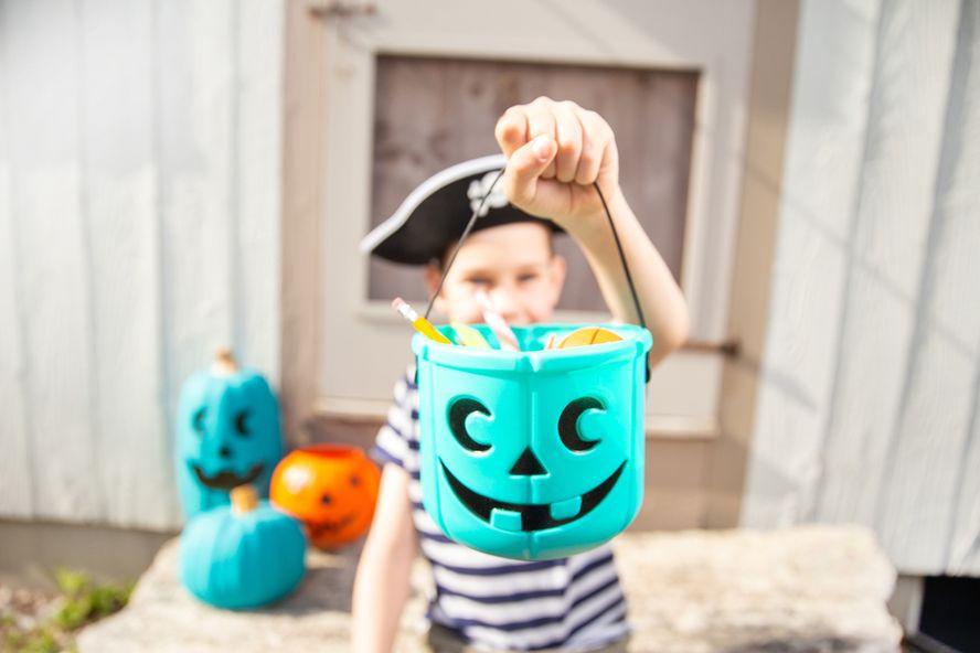 Tricks For Surviving Halloween Treats