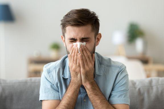 Señales de infección sinusal