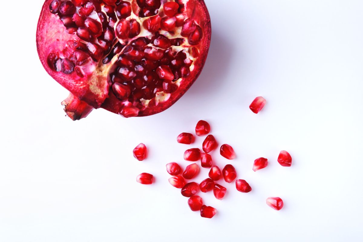The Health Benefits of Pomegranates