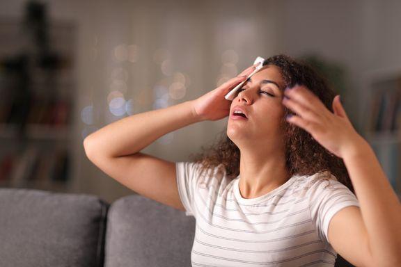 Häufige medizinische Ursachen für nächtliches Schwitzen