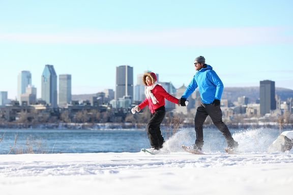 The 10 Best Winter Couple's Workouts