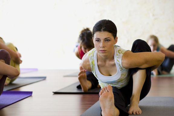 Yoga Good For Your Heart, Research Suggests