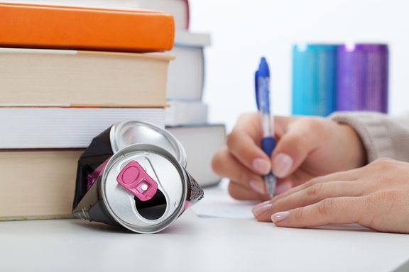 Teens Who Consume Energy Drinks More Likely to Consume Alcohol, Drugs