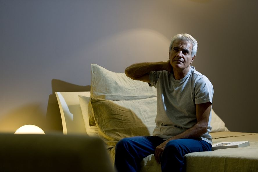 Insomnia Sufferers More Likely to Suffer a Stroke, Study Finds