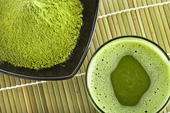 8 Benefits of Matcha Green Tea
