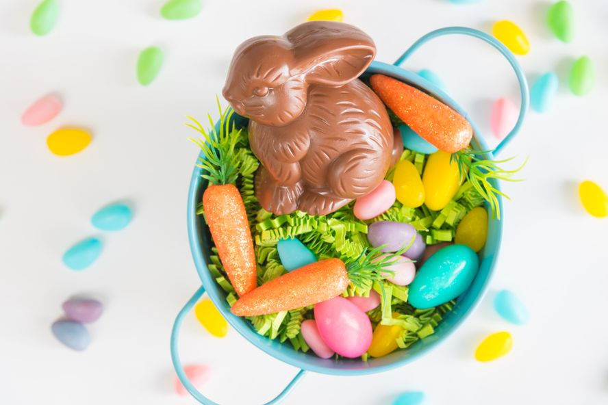 Healthier Treats For Your Easter Basket