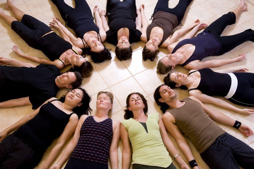 Cinco motivos para equilibrarse con yin yoga