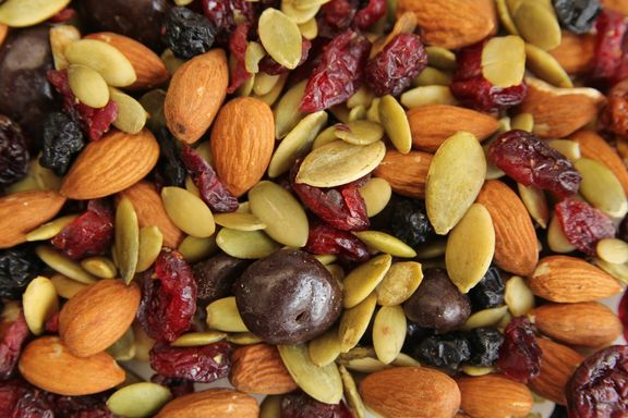 8 Healthier Trail Mix Recipes for Camping or Hiking