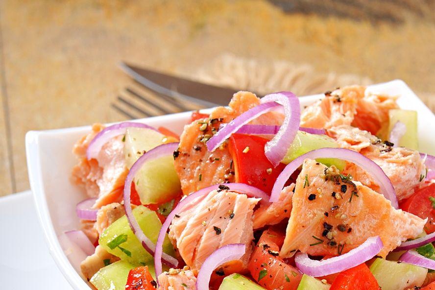 8 razones de salud para decirle SÍ al salmón salvaje