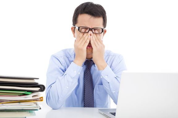 8 Ways to Avoid Computer Eye-Strain