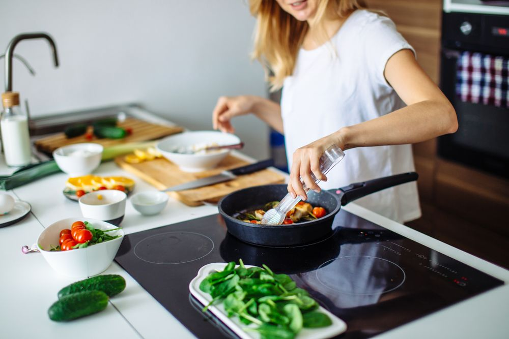 """Healthy and Delicious """"Cooking for One"""" Tips"""